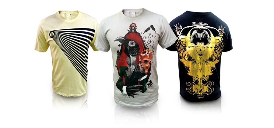 Custom Screen Printed T Shirts Shirts Rock